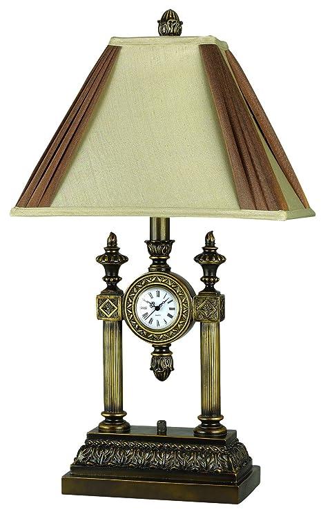 Amazon.com: CAL iluminación bo-909 Franklin clásico Lámpara ...