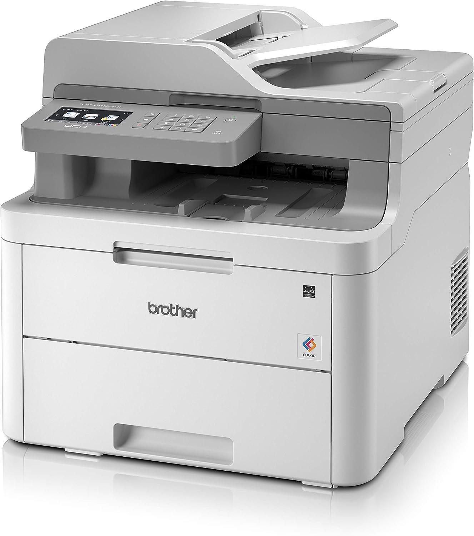 Brother DCP-L3550CDW - Impresora multifunción (Wifi, USB 2.0, 512 ...