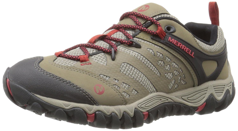Merrell Women's All Out Blaze Vent Hiking Shoe B00YBEGDRA 8 B(M) US Brown