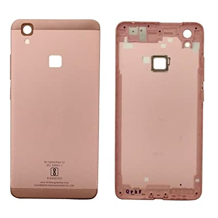 new arrival 44ecb eabdf Pacificdeals Housing Body Panel for VIVO V3 - Rose Gold: Amazon.in ...