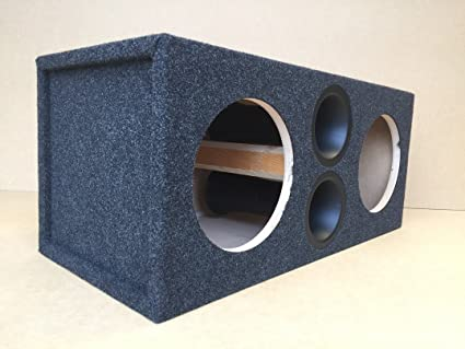 "Ported Sub Box Enclosure for 1 10/""  JL Audio 10w7 10W7AE-3 w7 Subwoofer 35.3hz"