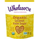 Wholesome Sweeteners Organic Coconut Palm Sugar, 16 oz.