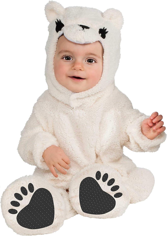 Desconocido Disfraz de oso polar para bebé: Amazon.es: Juguetes y ...