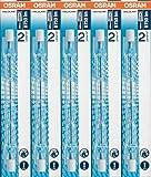 5x ampoules halogène Osram Haloline Pro R7s 118mm 230V 400W 64702