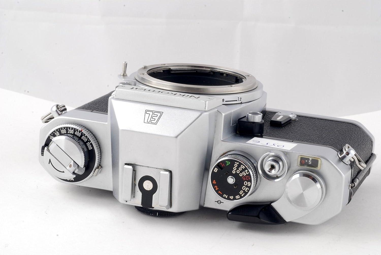 Nikon NIKKORMAT EL Chrome (Cuerpo): Amazon.es: Electrónica