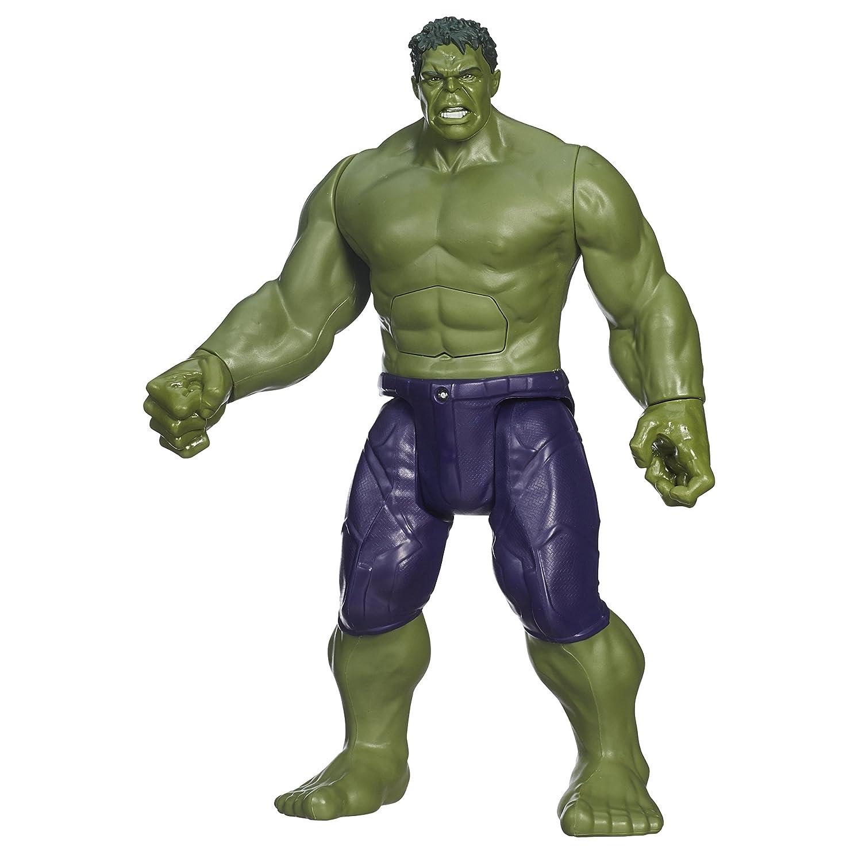 Marvel Avengers  Age of Ultron Titan-held Tech Elektronisch Interaktiv Hulk Actionfigur