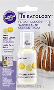 Wilton Treatology Flavor Concentrate, .6 Ounce, Sweet Meyer Lemon