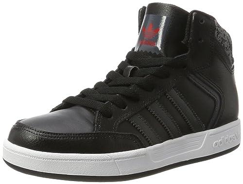 Adidas Varial Mid Mens Originals Shoes Black SBU5217