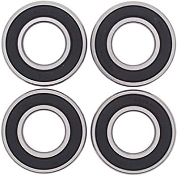 1997-2000 Kawasaki UTV Mule 2510 4x4 Rear Wheel Bearing Kit