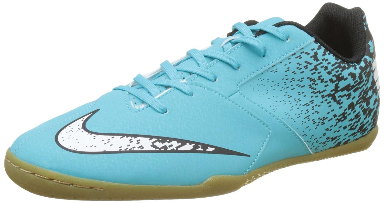 NIKE Men's Bombax IC Soccer Shoe B078RTGSPF 13 D(M) US Blue