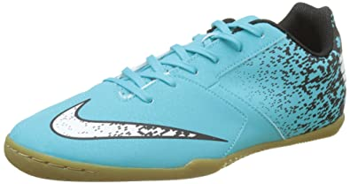 timeless design c03cd a9e82 Nike Bombax IC, Chaussures de Football Homme, Bleu (Gamma Bluewhiteblack  410),