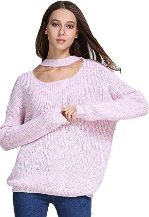 Alinfu Women's Mock Neck Oversized Sweater Cardigan Long Sleeve ...