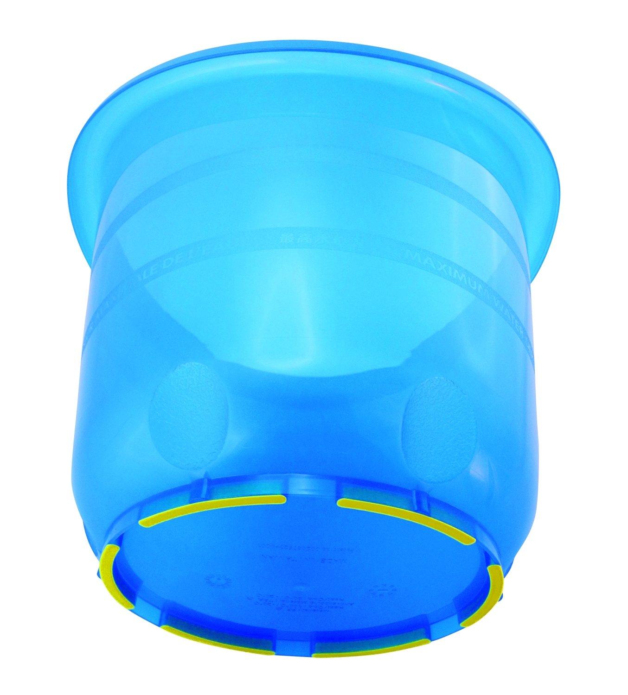 Baby Badeeimer blau 38 x 34 x 33 cm ca Bieco 79000061