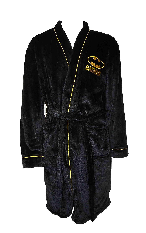 **Great Value** Mens Batman Fleecey Dressing Gown