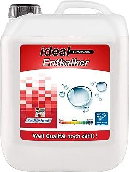 5 L Ideal Professional flüssigent antical, – Líquido antical para ...