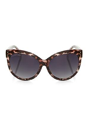 Lipsy Damen Randlose Geometrische Sonnenbrille Lila Einheitsgröße N7kVyH