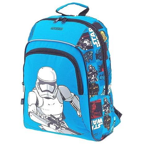 6c940f2441 Disney By American Tourister New Wonder Zaino M Star Wars Saga, Poliestere,  21 ml