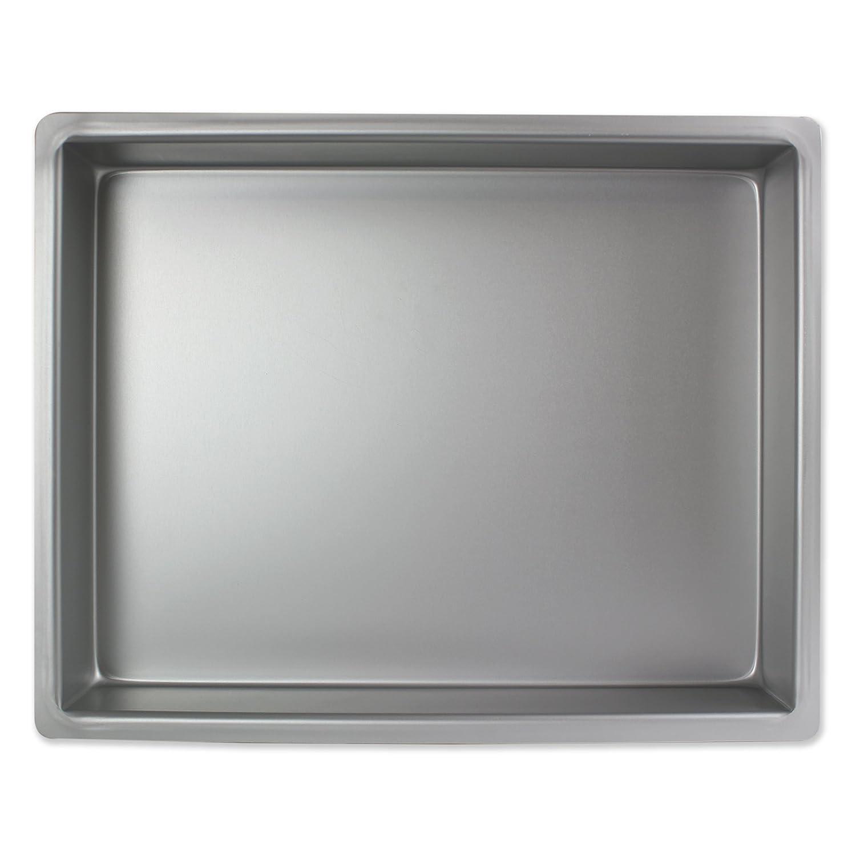 PME - Teglia Professionale Rettangolare in Alluminio 17 x 28 x 7.5 cm OBL07113
