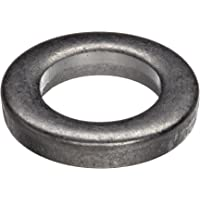 Mill Pack of 25 Hard Temper ASTM A666 0.25mm Thickness Finish 8mm ID 13mm OD 302 Stainless Steel Round Shim Unpolished