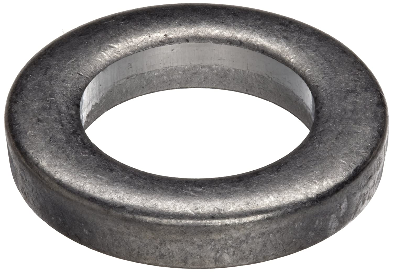 18-8 Stainless Steel Round Shim, Unpolished (Mill) Finish, Annealed, Hard Temper, ASTM A666, 1.5mm Thickness, 50mm ID, 62mm OD (Pack of 5) Small Parts Inc 188SS2053