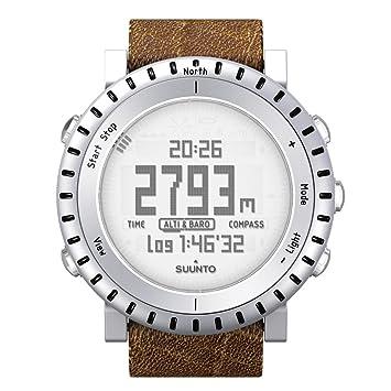 Suunto Core - Reloj deportivo (68g, CR2032, Metal): Amazon.es: Deportes y aire libre