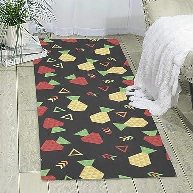 Amazon.com: Alfombrilla de entrenamiento para yoga, alfombra ...