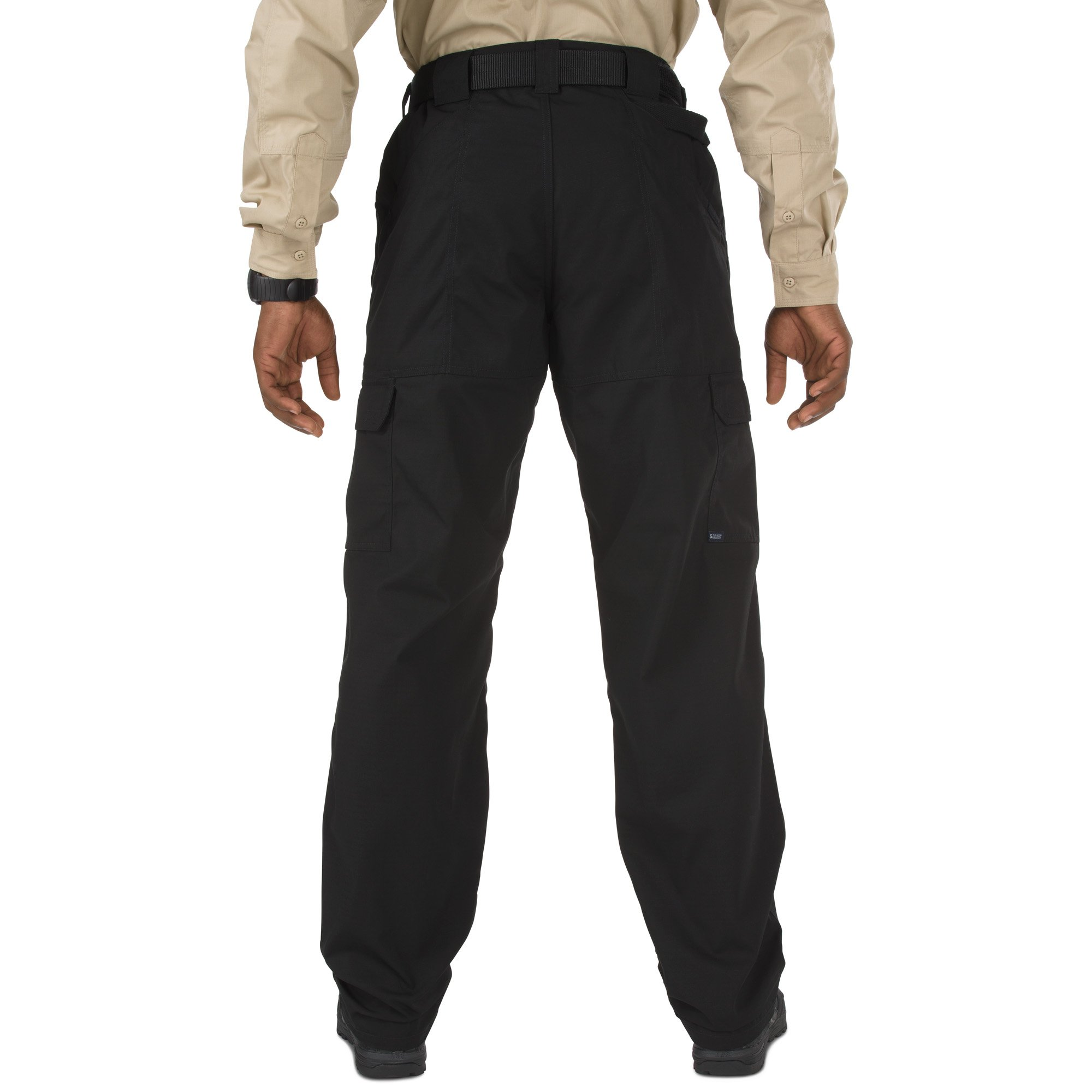5.11 Men's TACLITE Pro Tactical Pants, Style 74273, Black, 40Wx32L by 5.11 (Image #2)