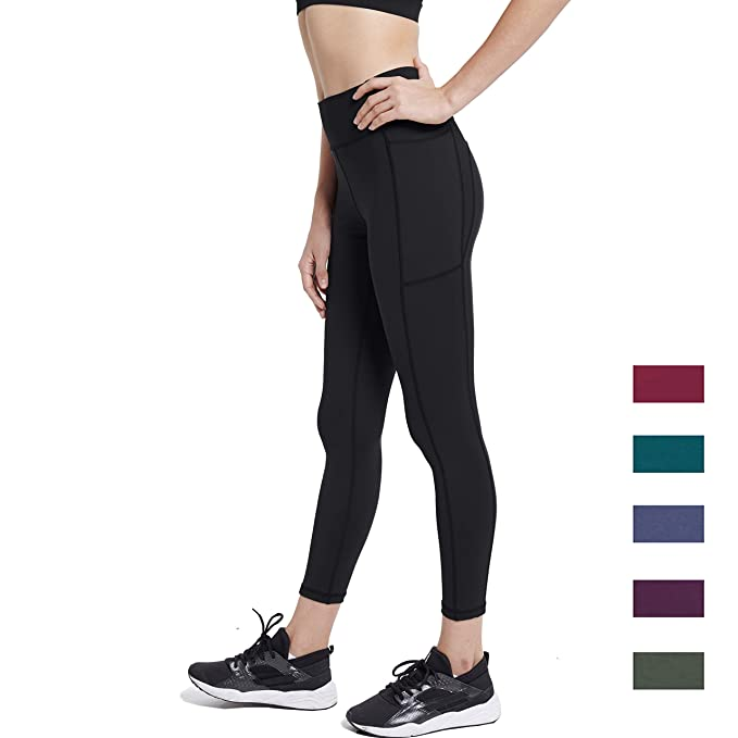 no sale tax elegant shape info for Amazon.com: XINQIN Yoga Pants for Women -Gym Leggings with ...