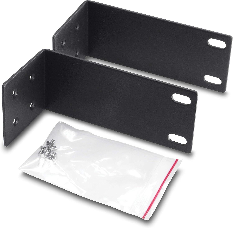 "TRENDNet Rack Mount Kit, Compatible with TEG-S16Dg /TEG-S24Dg, Mount an 11"" Wide to a 19"" Equipment Rack, ETH-11MK"