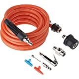ARB 171302 Portable Tire Inflation Kit, Includes Air Hose 18 Foot Long and Accessories Kit, Quick Fitting For Universal On Board Systems And Air Compressors (171302)
