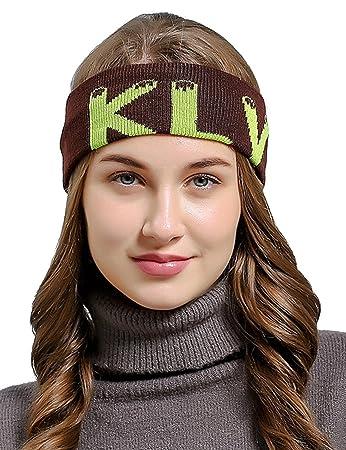 Sport Stirnband Unisex, Alittly Breites Haarband Schweißband für ...