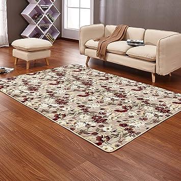 Moderne Minimalist Voll Coral Fleece Teppich Schlafzimmer Schlafzimmer  Nacht Wohnzimmer Sofa Couchtisch Teppich ( Farbe
