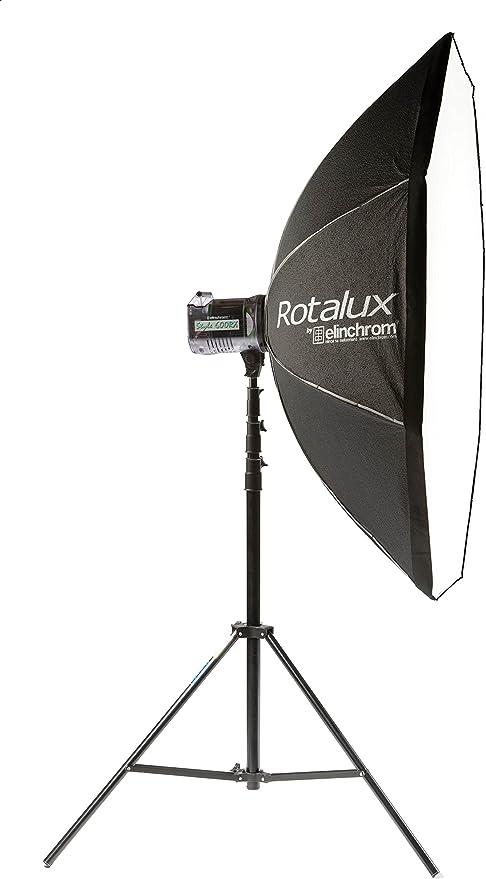 EL26184 Elinchrom Rotalux 135cm Junior Octagonal Softbox with 2 Diffusers