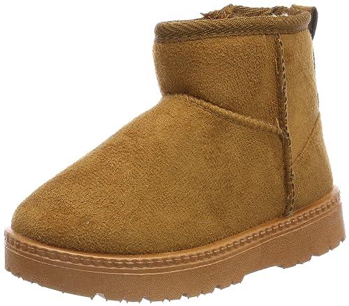 Matt Keely Bebé Invierno Zapatos Niños Niña Botas de nieve Niñito Botines de felpa: Amazon.es: Zapatos y complementos