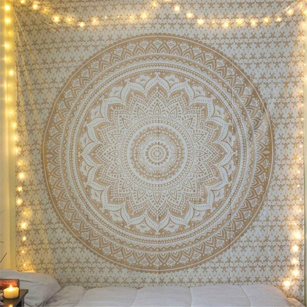 Amazon.com: SDAHY Mandala Tapestry Indian Elephant Tapestry Forest Bohemian Tapestry Wall Tapestry Wall Hanging Tapiz Pared Mandala Wall Hanging 13 ...