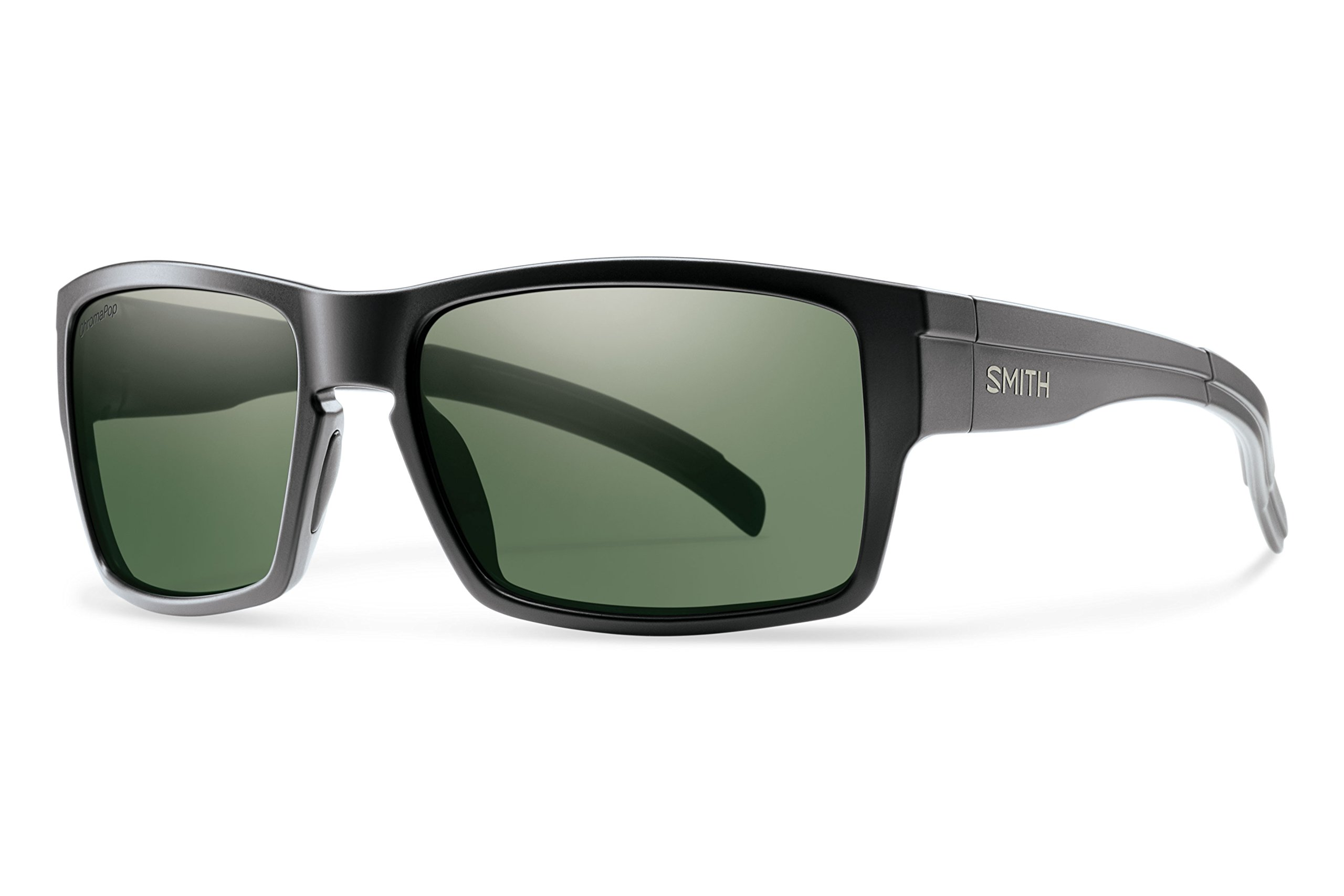 Smith Optics Outlier XL ChromaPop Polarized Sunglasses, Matte Black