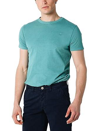 Scalpers Skull tee - Camiseta para Hombre, Talla L, Color Verde ...