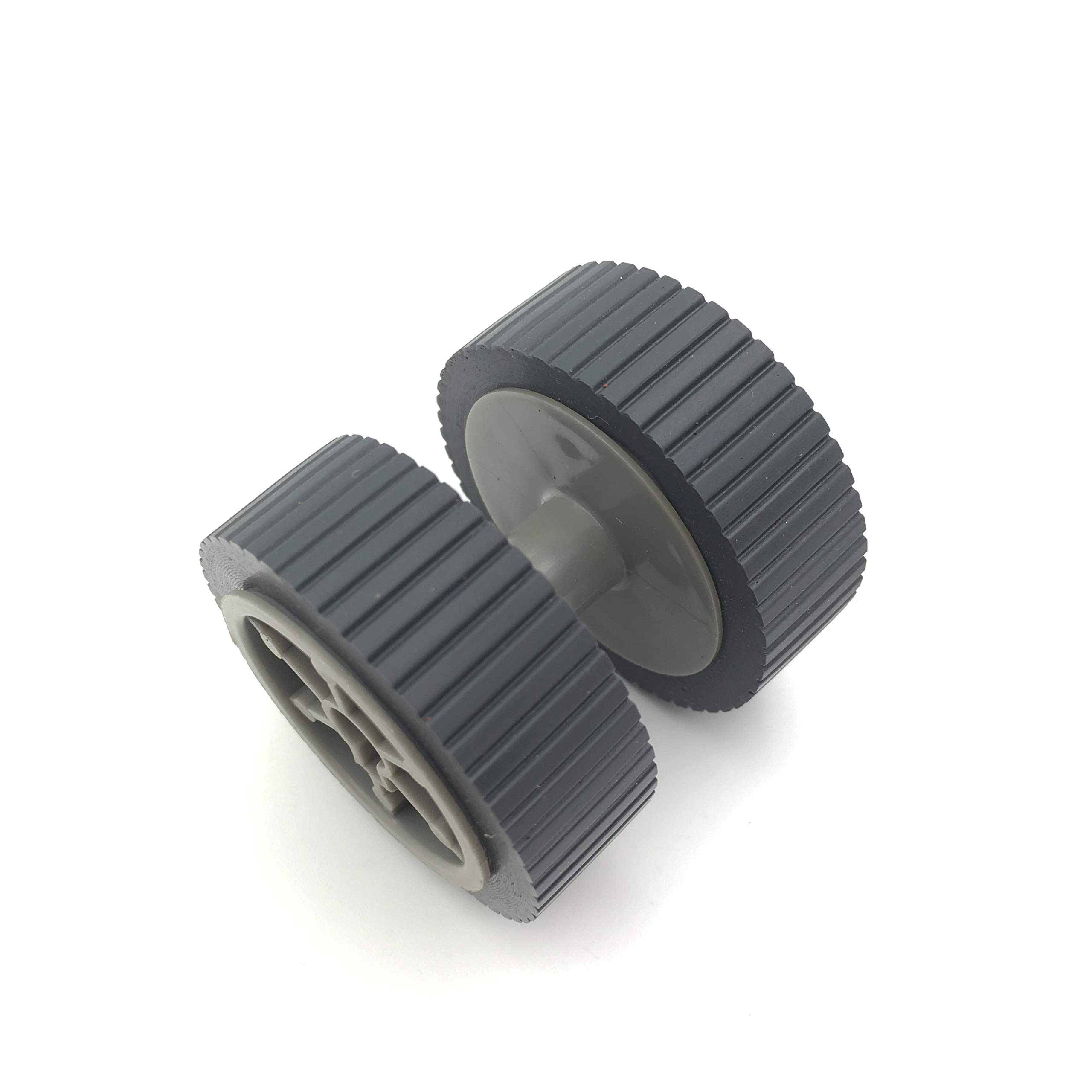 OKLILI PA03540-0002 Pick Pickup Roller for Fujitsu fi-6130 fi-6230 fi-6130Z fi-6125 fi-6230Z fi-6140 fi-6140Z fi-6240 fi-6240Z fi-6225