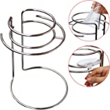 Yolococa Newest Improved Stainless Steel Wine Decanter Drying Stand Rack – Multi-use Outdoor Wine Stand