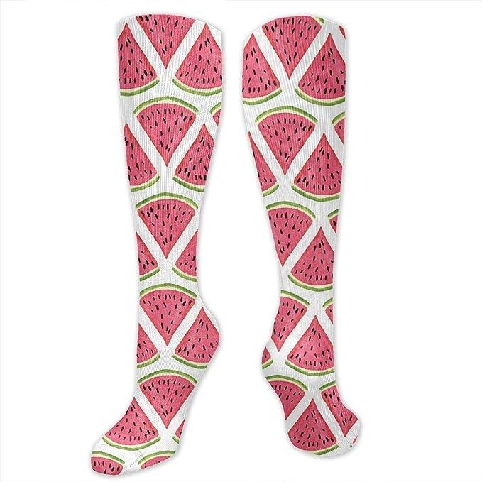 Amazon.com: Calcetines de compresión para hombres y mujeres ...