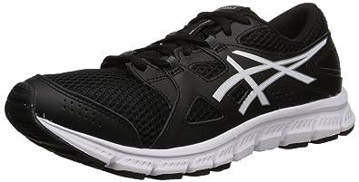 ASICS Women's Gel Unifire TR 2 Training Shoe, Black/White/Silver, 7.5