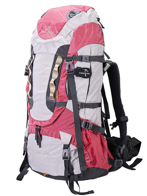 LXFMD Sac d'alpinisme 65l épaules Sac extérieur pour Hommes et Femmes en Plein air Sac de Voyage Grande capacité