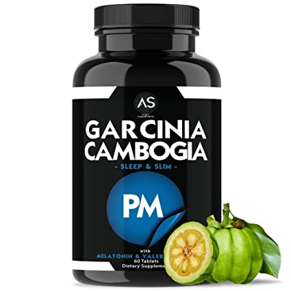 Fashion Style Angry Supplements Garcinia Cambogia Plus Nighttime Sleep Aid For Natural Weight High Resilience Health & Beauty