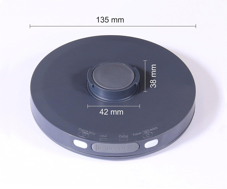 Amazon.de: Schneider LED-Akku-Leuchte für Ampelschirme