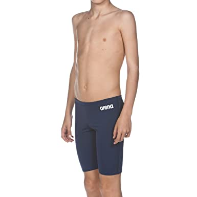 7a3eec33096 Arena Boys' Training Solid Jammer Swim Trunk: Amazon.co.uk: Clothing