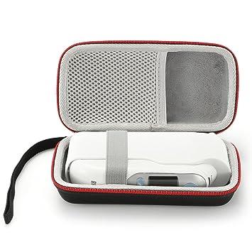 Termómetro - Estuche de Viaje Duro para el Termómetro Digital de Oído Braun