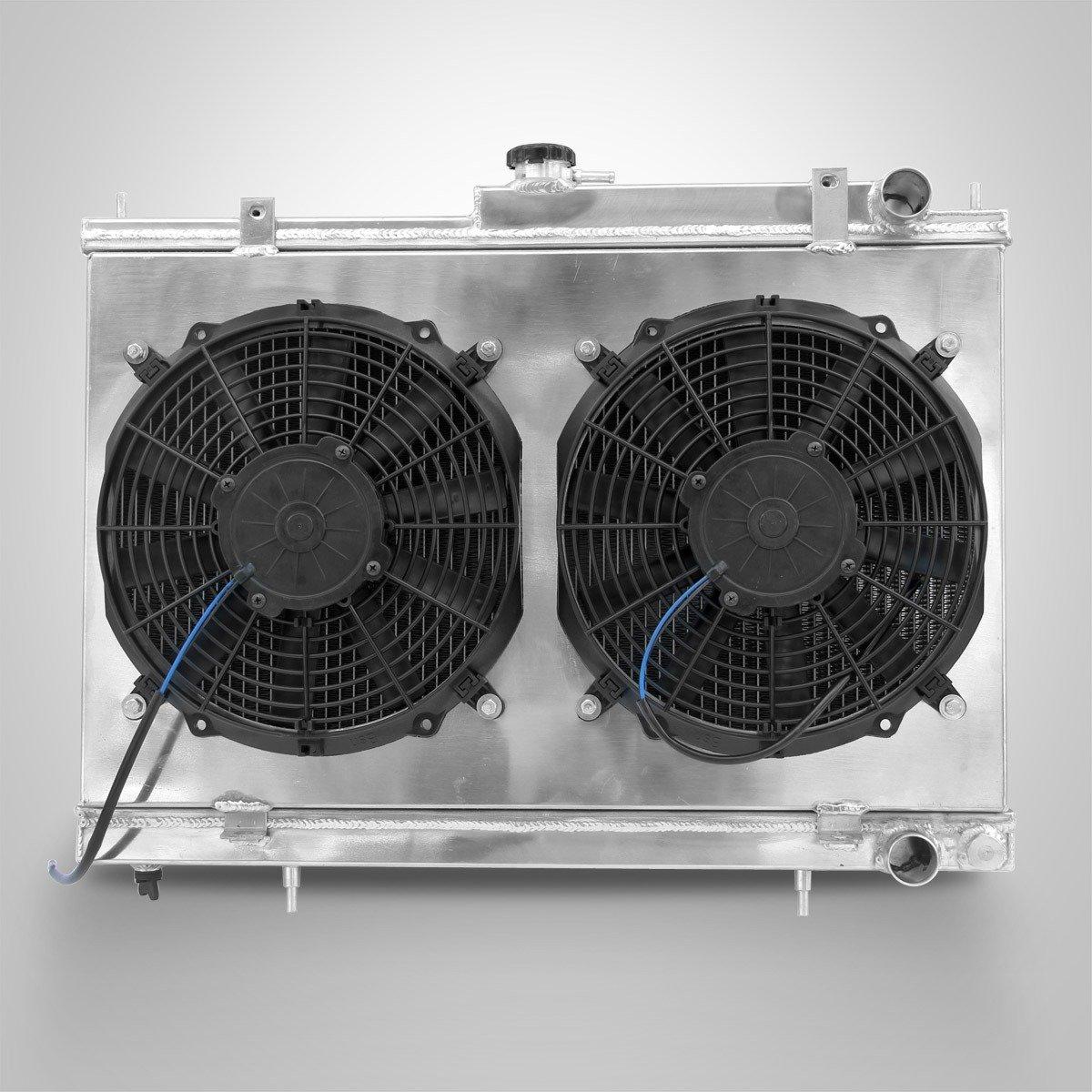 For NISSAN SKYLINE R33 GTS-T RB25DET RADIATOR FAN SHROUD