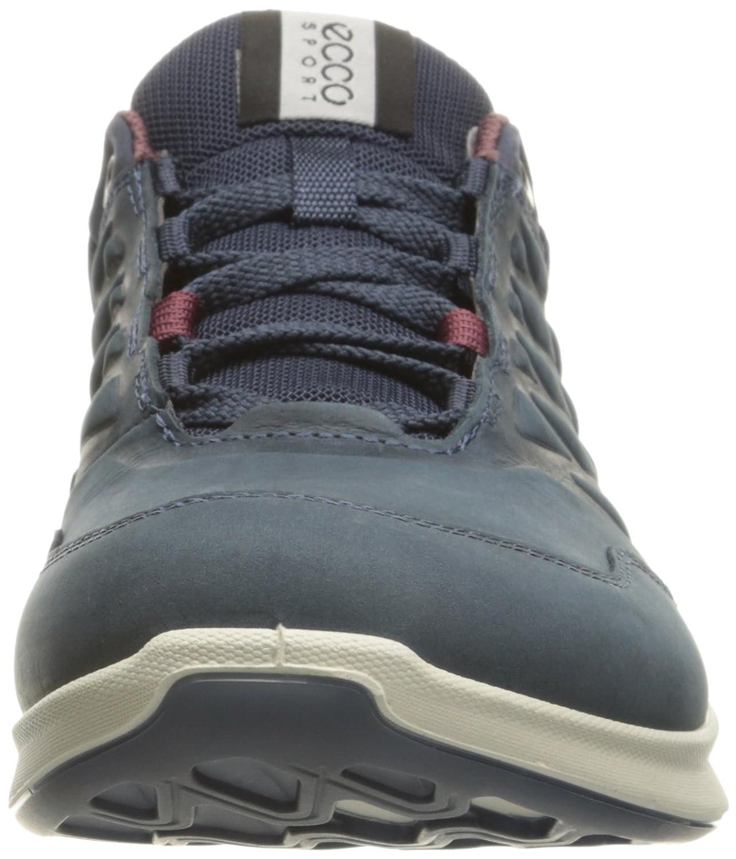 Mens Exceed Low-Top Sneakers, Blue (2038MARINE) Ecco