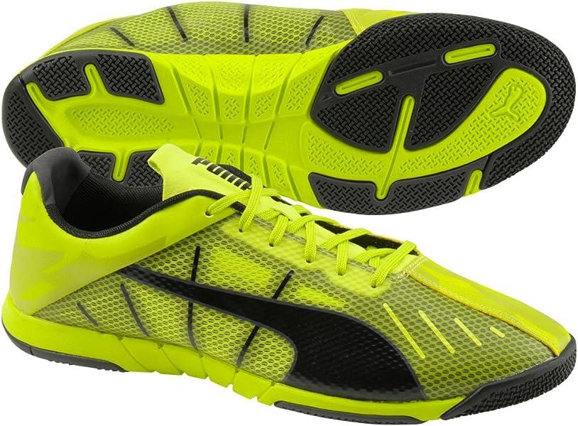 Einfach Herren Puma Schuhe, Puma Neon Lite 2 Indoor Fußball