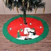 Árbol de Navidad falda 100cm Mini árbol